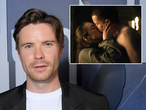 Game Of Thrones star Joe Dempsie 'uncomfortable' over Arya and Gendry romance