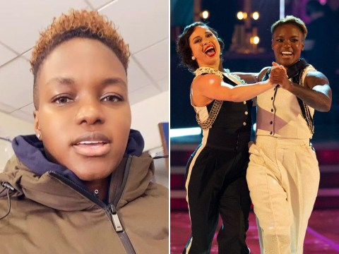 Strictly Come Dancing's Nicola Adams doesn't use her birthday as an excuse to skip training