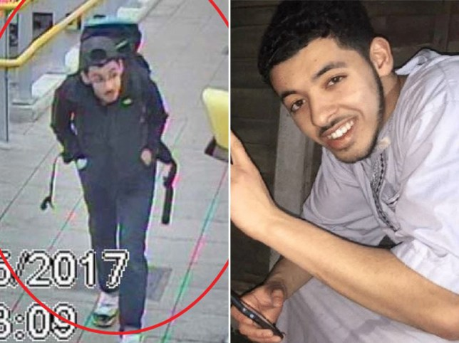 Salman Abedi 'smiled before detonating homemade backpack bomb at Manchester Arena'
