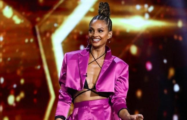 Alesha Dixon on Britain's Got Talent