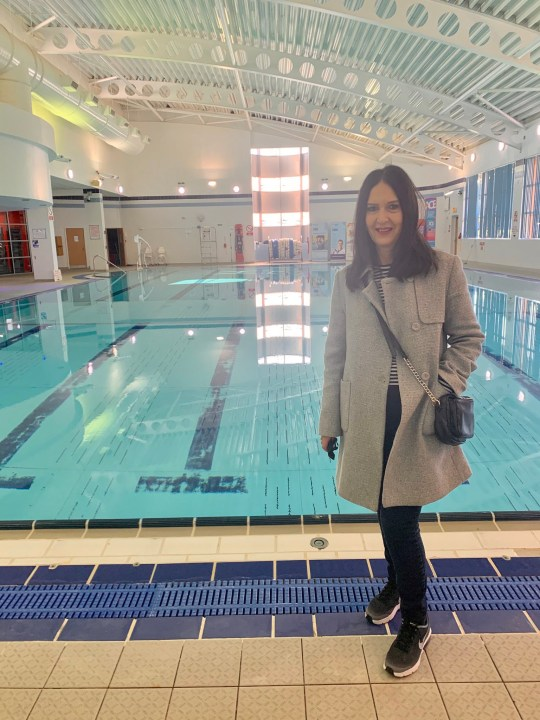 Margaret Ferrier MP @MargaretFerrier twitter Supporting the Great British Week of Sport with a visit to South Lanarkshire Eastfield Lifestyle It?s good to see customers coming back to use gym & dance classes with safeguards in place