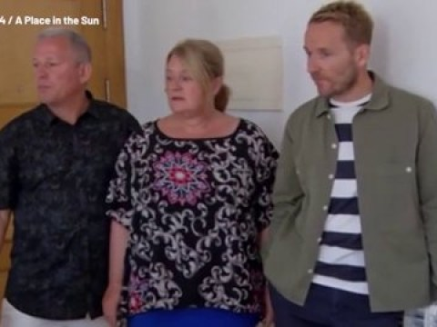 A Place in the Sun's Jonnie Irwin shut down by couple after warning host he needed to 'improve'