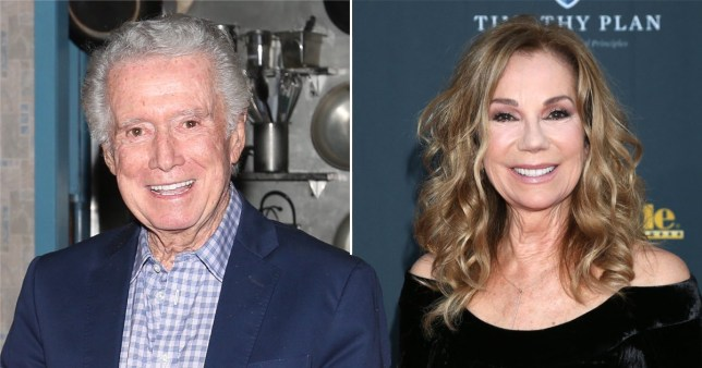 Kathie Lee Gifford reveals Regis Philbin was struggling with depression before his death