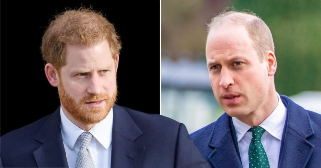 Prince William 'refused to eat with Harry at Sandringham summit'
