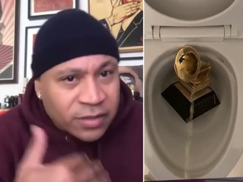 LL Cool J drags Kanye West for urinating on Grammy Award: 'Pee in those Yeezys'