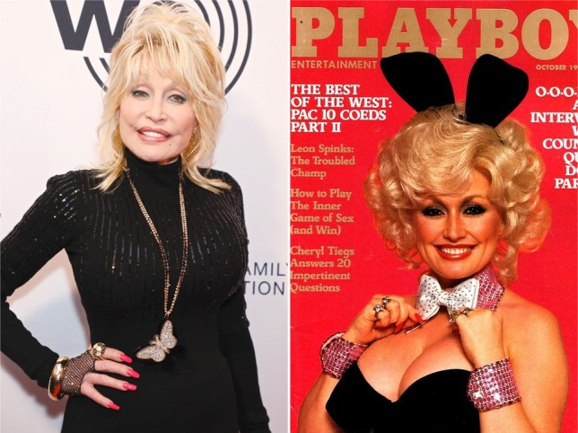 Dolly Parton may return to Playboy to mark 75th birthday, more than four decades after iconic cover