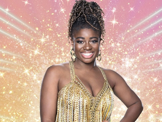 Strictly Come Dancing Clara Amfo