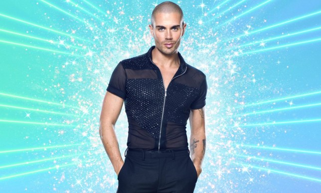 Strictly Come Dancing Max George