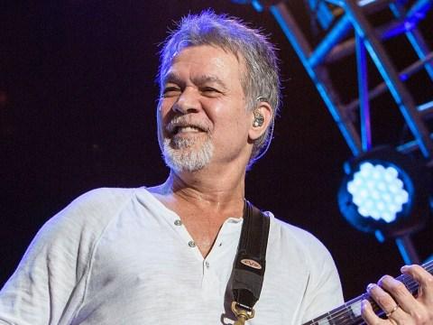 Eddie Van Halen dies aged 65 following throat cancer battle