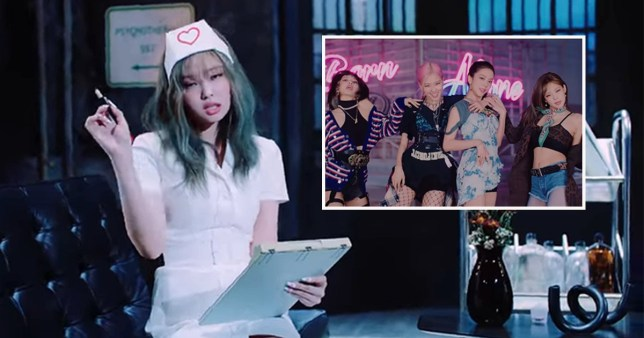 BLACKPINK agency considering cutting scene out of music video