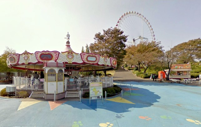 Yomiuri Land Japan package lets you work remotely from amusement park rides