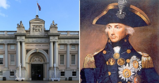Lord Nelson's 'heroic status' to be reviewed by National Maritime Museum Pictures: Rex/Katie Chan/Wiki Commons