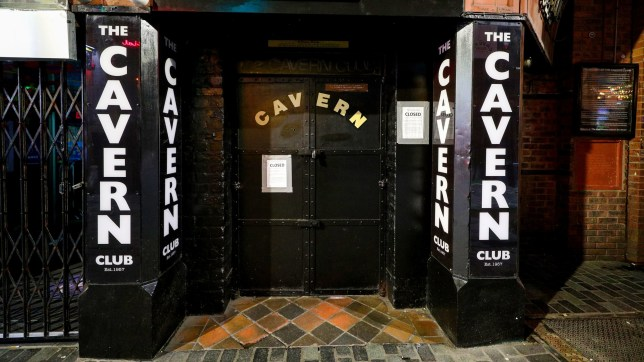 EMBARGOED TO 0001 MONDAY OCTOBER 12 File photo dated 09/10/20 of the Cavern Club in Liverpool. The famous club, Bristol's Old Vic theatre and the London Symphony Orchestra are among more than 1,300 arts venues and organisations to receive up to ?1 million each as a share of ?257 million of state funding. PA Photo. Issue date: Monday October 12, 2020. See PA story HEALTH Coromavirus. Photo credit should read: Peter Byrne/PA Wire