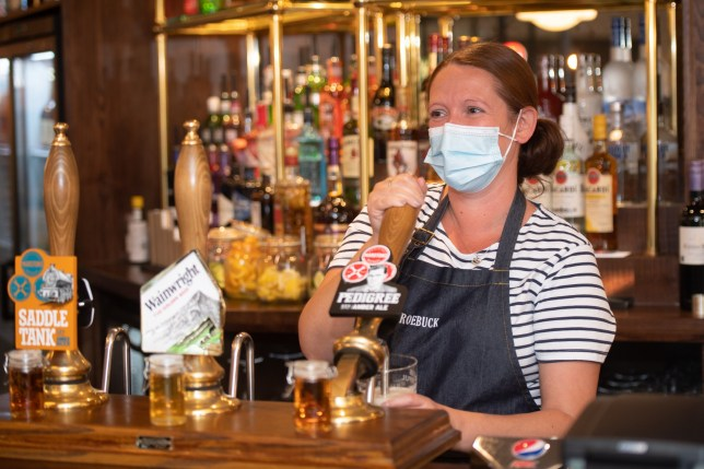 Pub chain Marston's to cut 2,150 jobs because of new lockdown restrictions