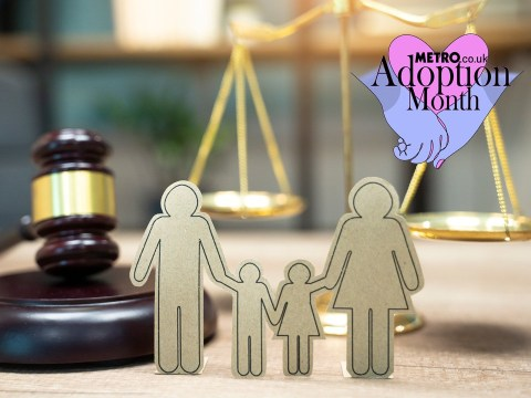 Can you put yourself up for adoption?