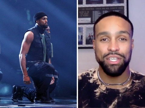 Diversity's Ashley Banjo says becoming Britain's Got Talent judge was 'emotional' after finding fame on the show