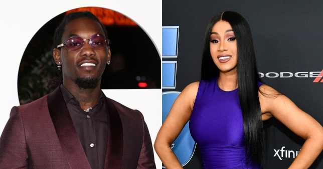 Cardi B hits back at people saying she is in an 'abusive relationship'