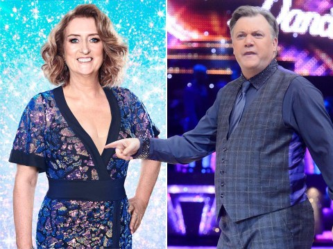 Strictly's Jacqui Smith has been getting advice from ballroom legend Ed Balls ahead of the launch