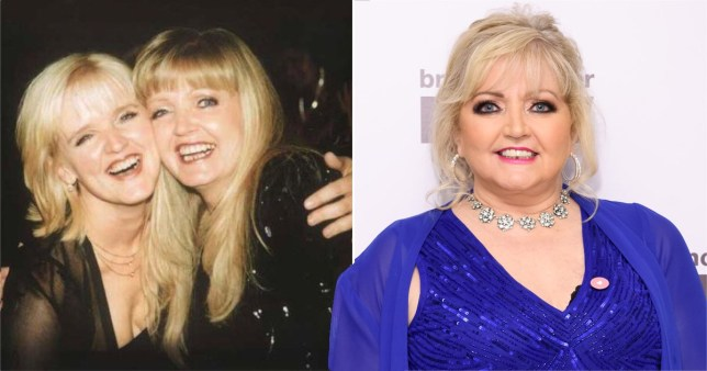 Linda and Bernie Nolan