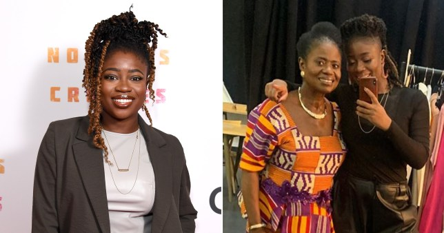 Strictly Come Dancing: Clara Amfo's mum finally understands how show works
