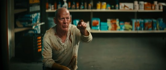 Picture: Advance Auto Parts Bruce Willis brings back Die Hard character for new advert