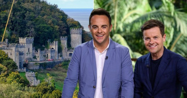 I'm a Celebrity's Gwrych Castle confirms show will go ahead despite new Wales lockdown SWNS/Getty