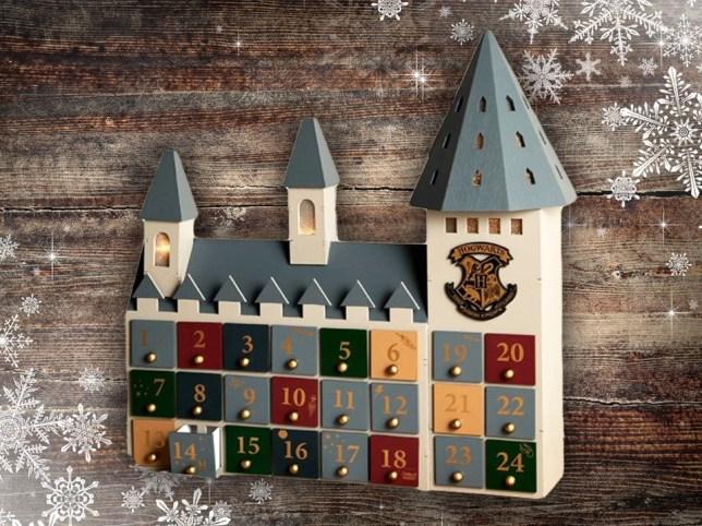 Harry Potter advent calendar from primark