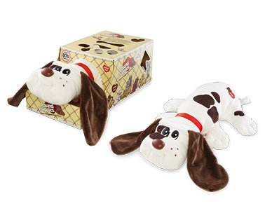 Pound Puppies - Aldi retro toy range