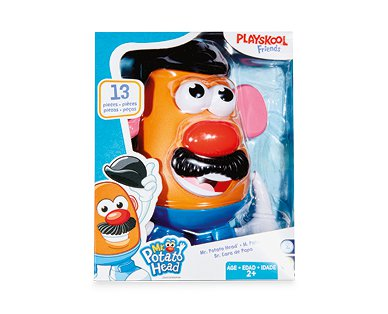 Mr. or Mrs. Potato Head - Aldi retro toy range