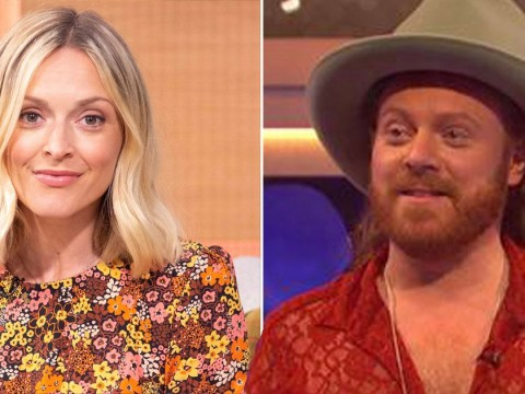 How Fearne Cotton convinced Keith Lemon not to quit Celebrity Juice