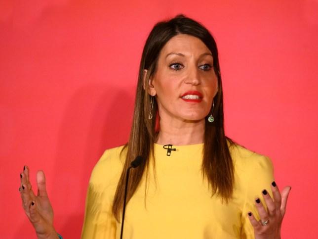 Shadow health minister Rosena Allin-Khan