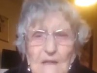 104-year-old woman in tears begging to see family again Mary Fowler