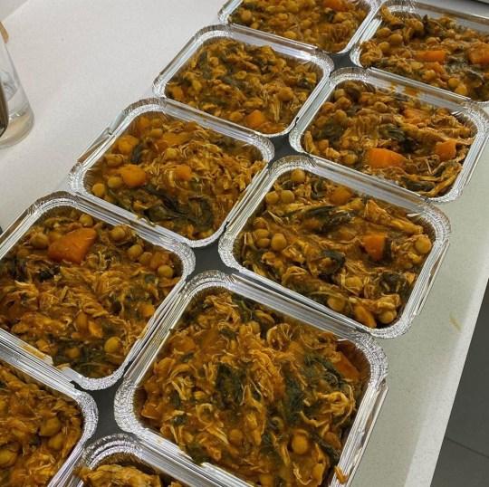 liane wells batch cooked pasta