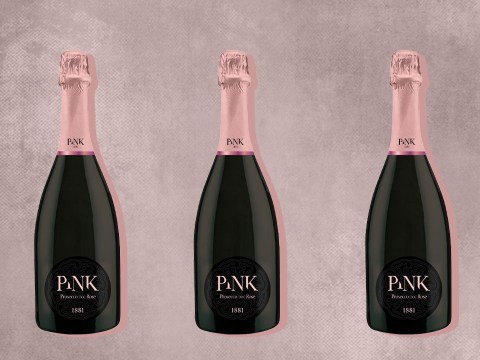 Pink prosecco is launching in UK next week