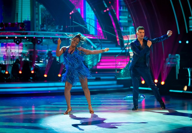 Clara Amfo Strictly Come Dancing