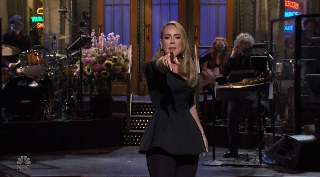 Adele on SNL