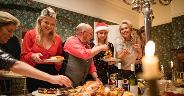 Professor Neil Ferguson has warned that people will die with coronavirus if households are allowed to mix on Christmas Day.