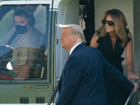 'Fake Melania' conspiracy theory re-emerges as photo goes viral