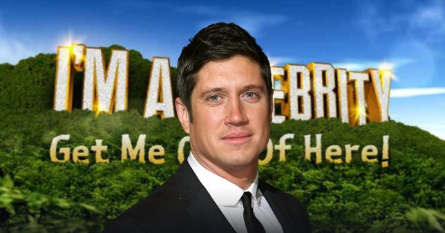 Picture: Rex Vernon Kay laughs off I'm A Celebrity rumours
