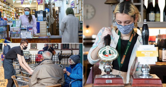 One in eight young workers 'expect to retire by 55' (Picture: Getty, PA)