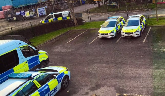 Serious assault, Bear Street, Barnstaple (Picture: Barnstaple Police)