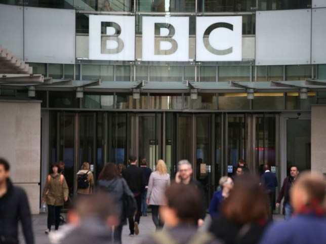 The BBC has recorded 89 confirmed cases of Covid-19 among its employees Pics: Getty