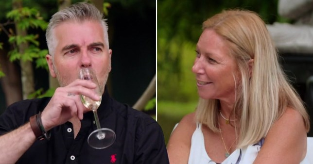 Married At First sight's David and Shareen