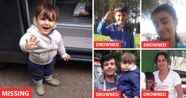 Brother of tragic migrant father who died crossing the Channel with wife and three children pleaded with them NOT to make the perilous journey ? as last pictures show the family hours before they left France