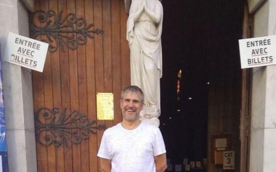 Vincent Loquès, tué lors de l'attaque terroriste de Nice du 29 octobre 2020