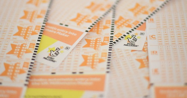 File photo dated 27/9/2019 of National Lottery Euro Millions tickets. An estimated ?169 million EuroMillions jackpot must be won on Tuesday after no one scooped the top prize. PA Photo. Issue date: Saturday October 5, 2019. See PA story LOTTERY Euromillions. Photo credit should read: Victoria Jones/PA Wire