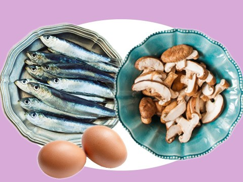 What to eat to boost your Vitamin D intake through winter