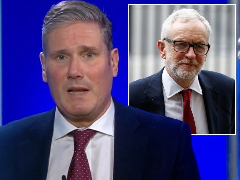 Starmer 'disappointed' with Corbyn's response to damning anti-Semitism report