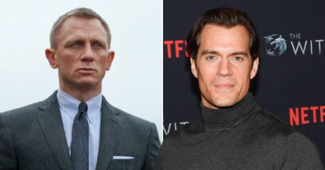 Henry Cavill tops Digital Spy reader poll to be next 007