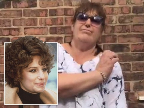 Gogglebox's Julie Malone reveals Barbra Streisand movie made her cry so much she went into labour